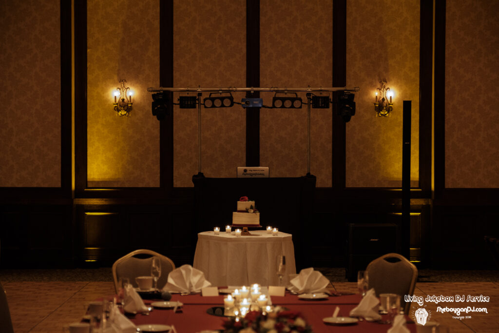 Sheboygan Wedding Dj Price