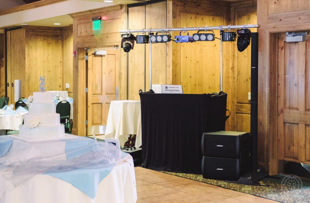 Sheboygan County wedding DJ